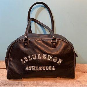 Lululemon coach's gym bag